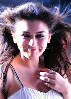 Hot, actress, hansika, latest, hot, cleavage, pics