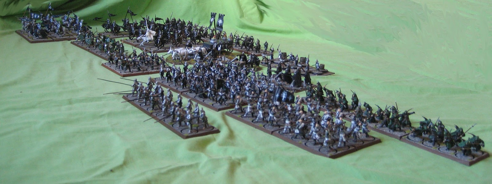 War Of The Ring Tray