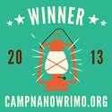 2013 Camp NaNoWriMo