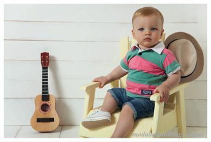minimimo primavera verano 2014 ropa para bebes