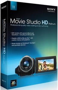 Download Vegas Movie Studio HD Platinum 11.0