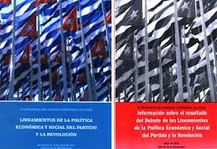 Aprobados el 18/4/11 - Lineamientos de la Política Económica y Social Cubana