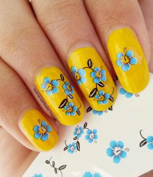 Water-Decal-Nail-Art