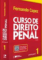 Coleção Curso de Direito Penal - Prof. Fernando Capez