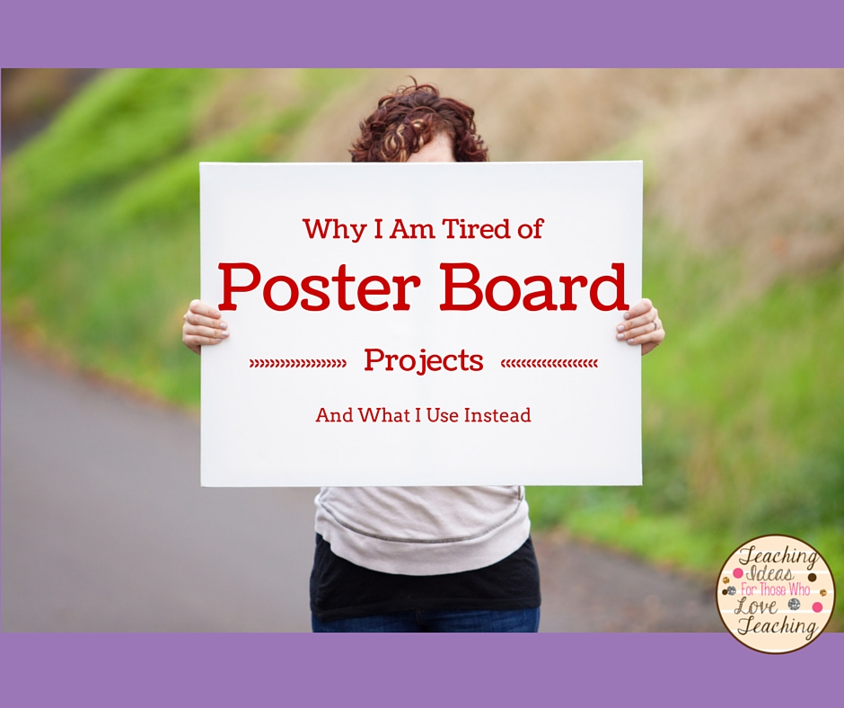 What is oak tag poster board