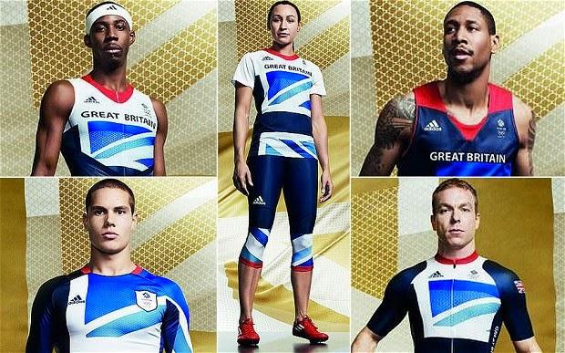 adidas renueva con el Equipo Olímpico Británico por 8 años
