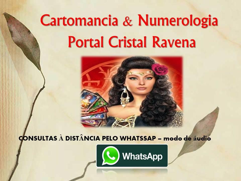 Cartomancia & Numerologia - Portal Cristal Ravena