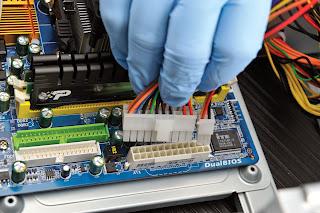 Cara Memperbaiki Motherboard Laptop Rusak Dan Mati Total