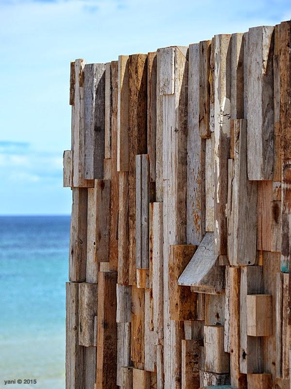 driftwood cube