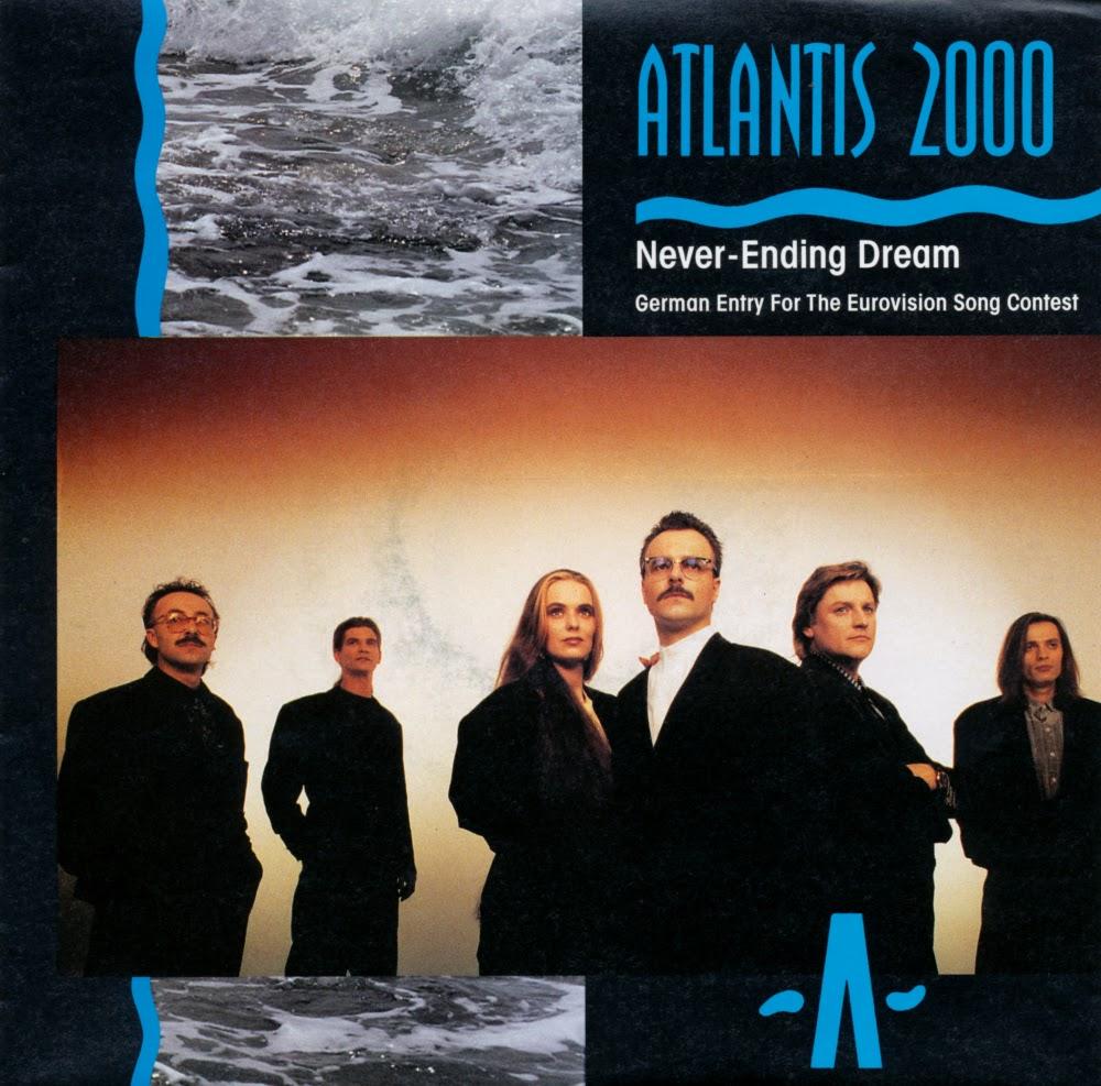 Music on vinyl: Never-ending dream - Atlantis 2000