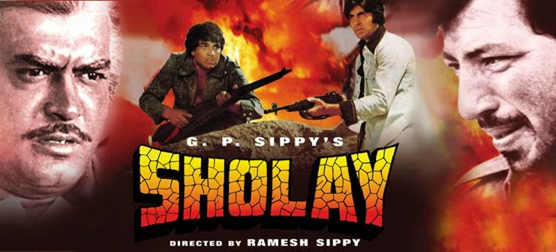 Sholay (1975) Movie Watch Online