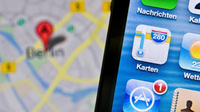 Google Maps fait son retour sur iPhone