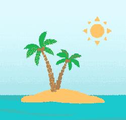 pulau terpencil