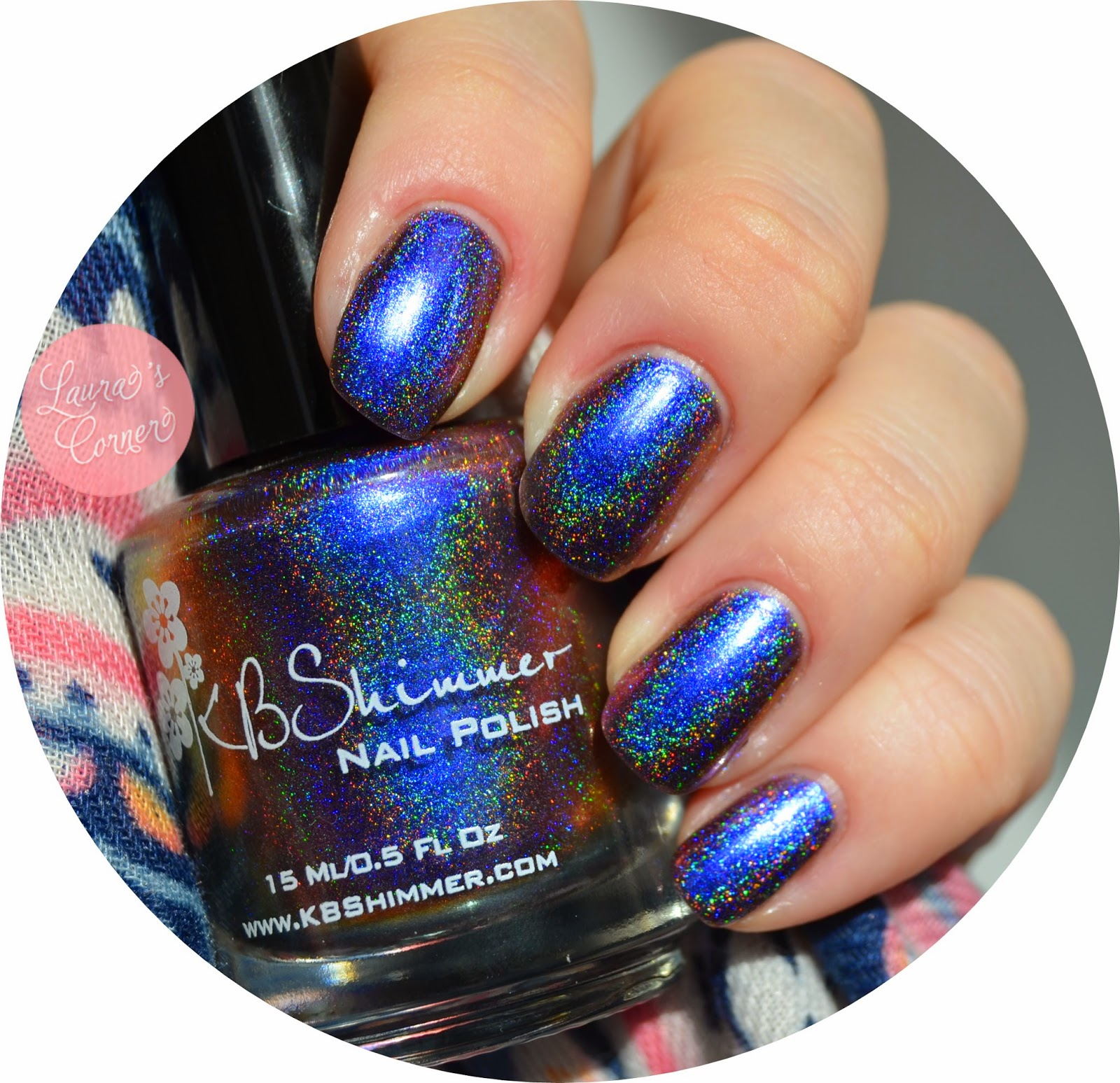 Swatch Monday: KBShimmer - Myth You Lots - Laura\'s Corner