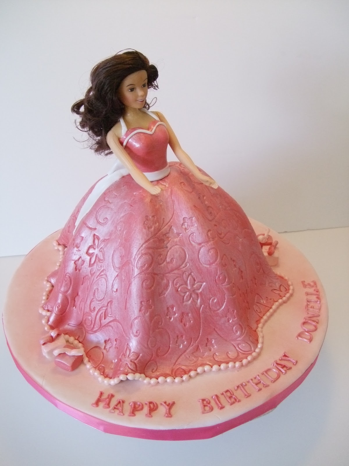 Cake Sophistication The Blog Princess Birthday
