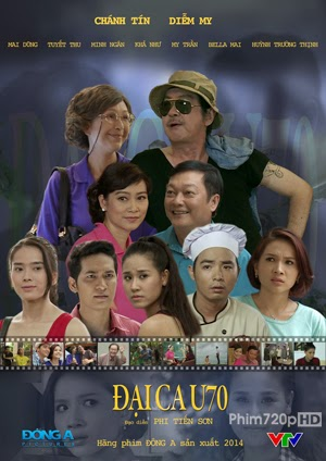 Dai Ca U70 VTV1 2014 poster