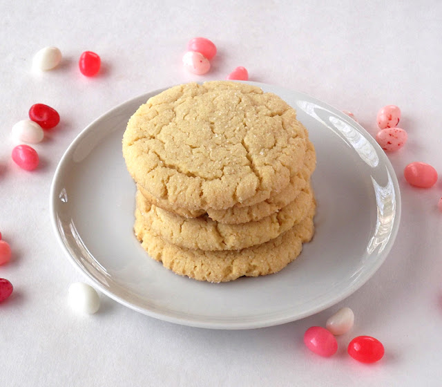 Chewy Sugar Cookies Recipe — Dishmaps