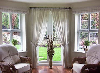 Window-Voile Curtains Images