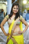Aswi Glamorous Photos in Half Saree-thumbnail-16
