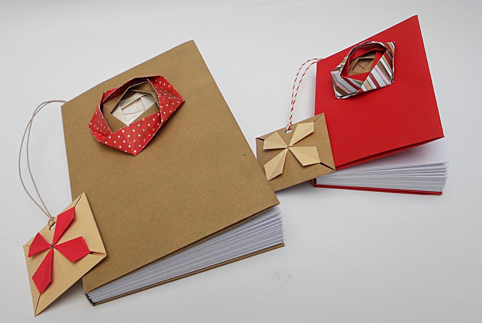 origami libreta