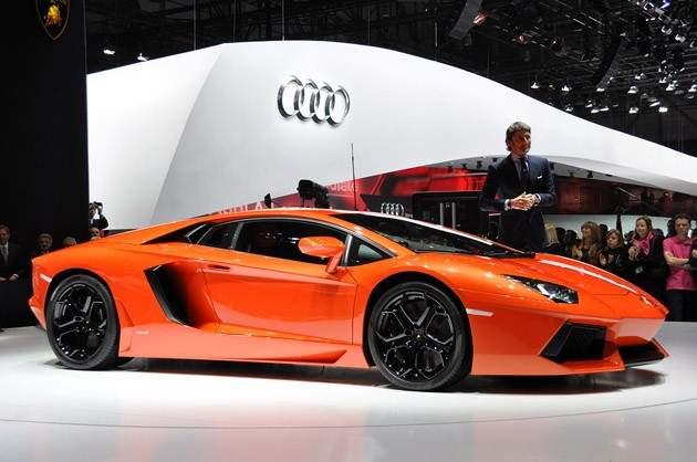 2012 Lamborghini Aventador Lp700 4 Review Price Specs Interior