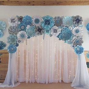 keunikan dekorasi wedding terbaru   sewa backdrop