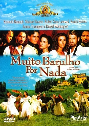 Much Ado About Nothing Mkv Baixar torrent download capa