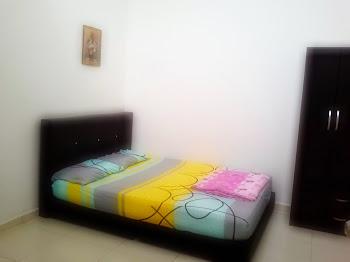 bilik 3_air cond+ kipas