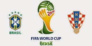 PREVIEW Pertandingan Brasil vs Kroasia 13 Juni 2014 Dini Hari