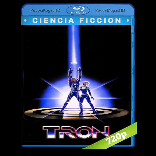 Duología Tron(1982) y Tron Legacy (2010) BrRip 720p Latino/Inglés AC3+subs