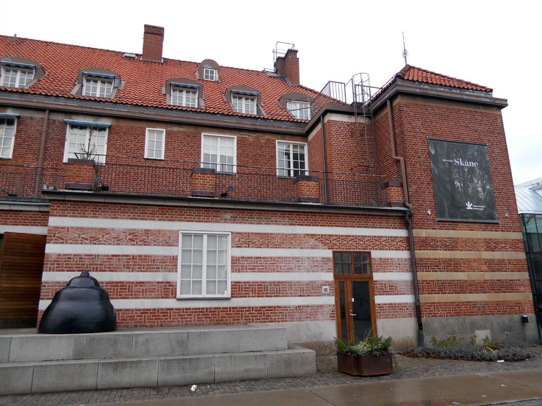 Il museo di Kristianstad