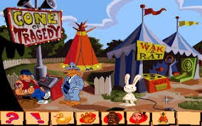 Free Download Games Sam And Max Hit The Road Games PC Full Version