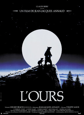 Ayı - L'Ours 1988 (BRRip XviD) Türkçe Dublaj