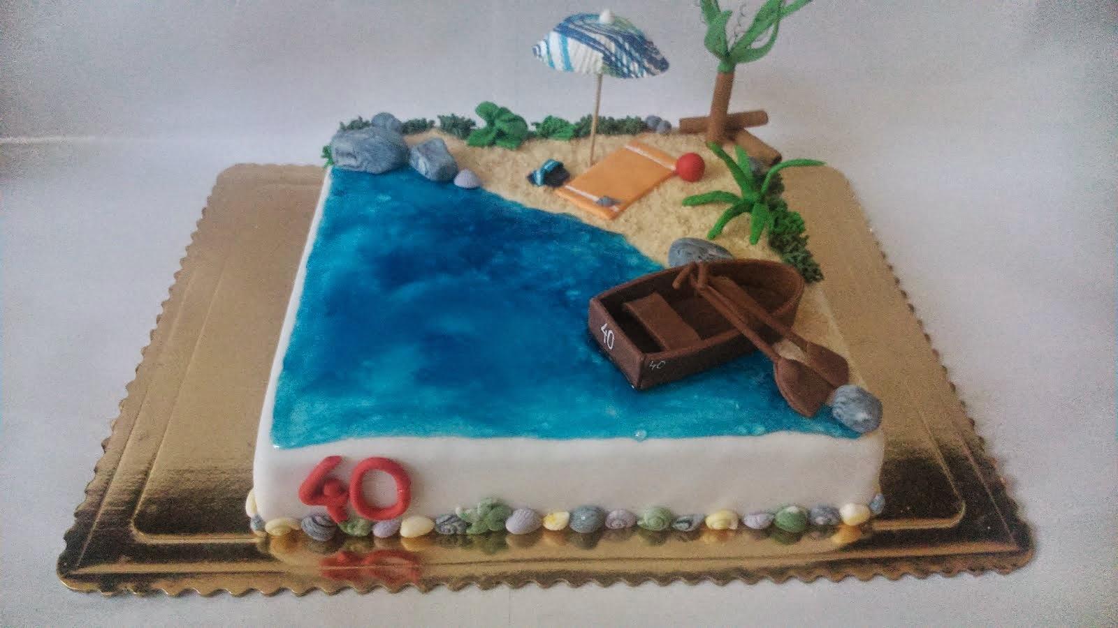 Torta pláž