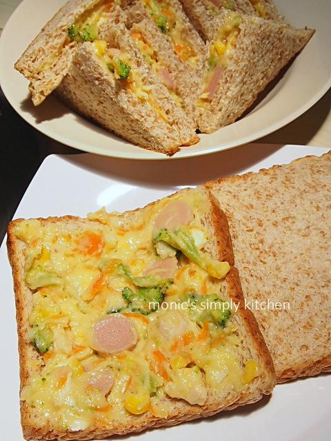 resep roti tawar goreng mudah