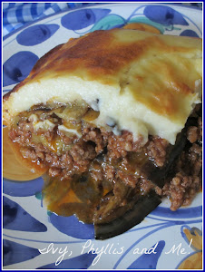 GREEK STYLE MOUSSAKA