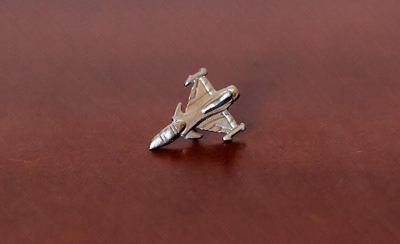 Broches o 'pin' de aviación - Dassault Rafale
