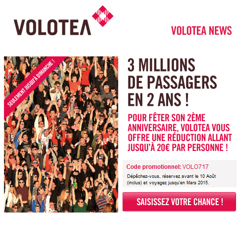 Volotea low cost