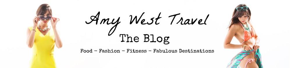 Amy West Travel Blog