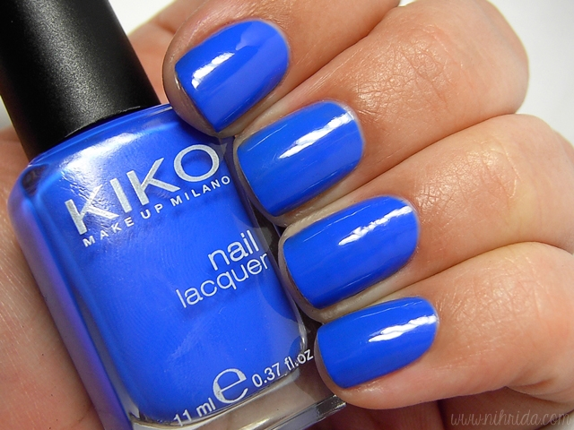 Kiko Electric Blue 336