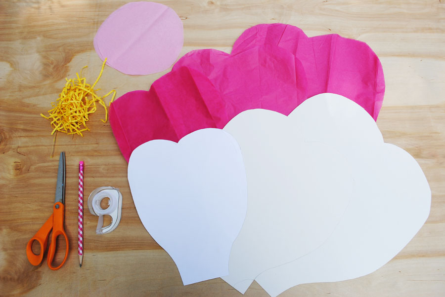 Gwynn wasson designs tips hints giant tissue paper flower tutorial tips hints giant tissue paper flower tutorial mightylinksfo