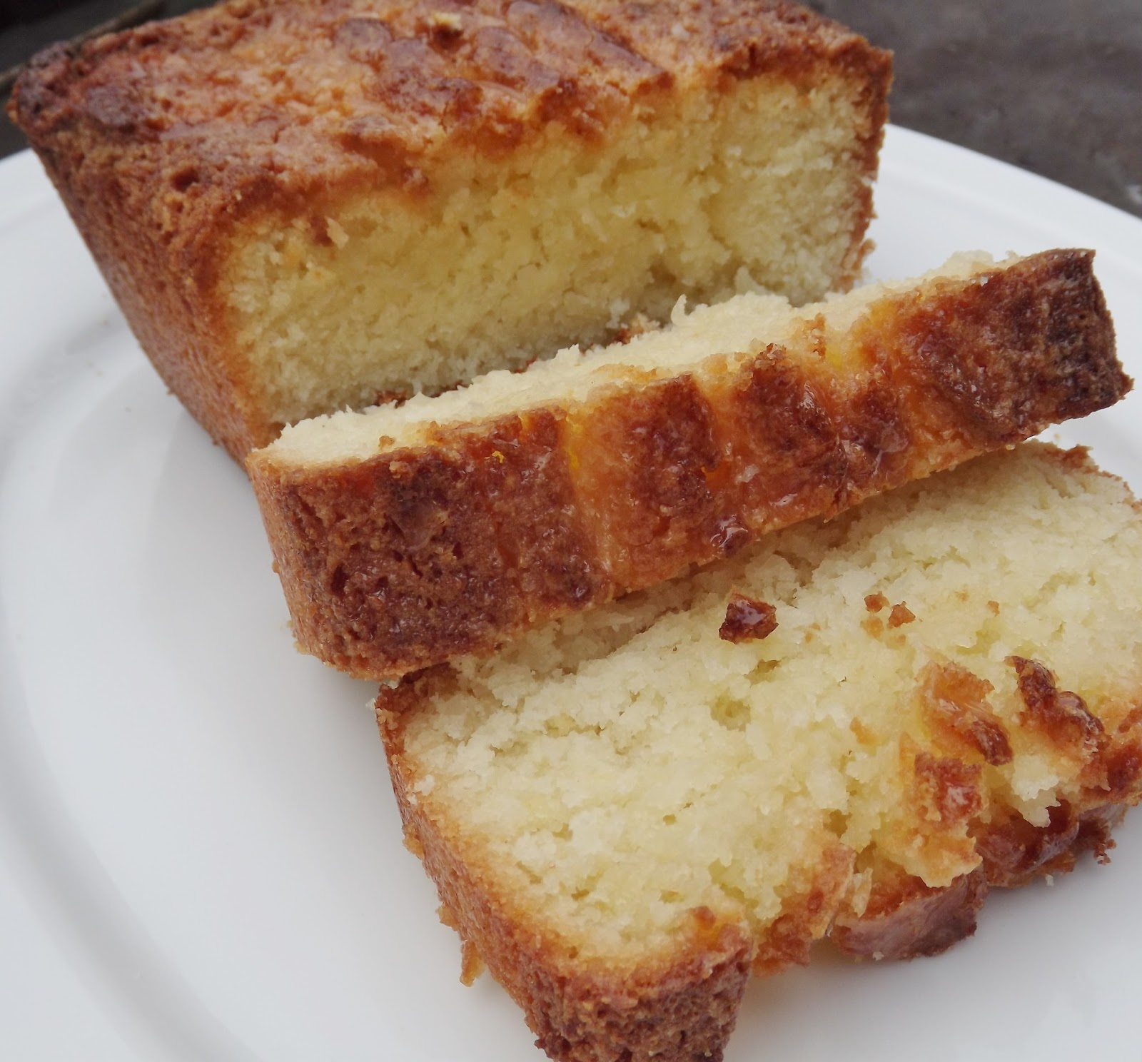 Lime Pound Cake Recipe