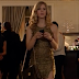 "Felicity's BCBGMAXAZRIA Tenya Cocktail Dress Arrow Season 1, Episode 15: ""The Dodger"""