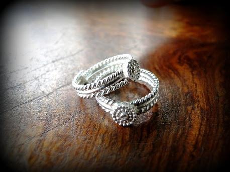 Sharmalan Thevar Metti Hindu Toe Ring
