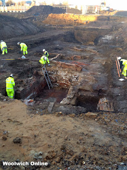 BERKELEY HOMES' ARCHAEOLOGICAL DIGS: