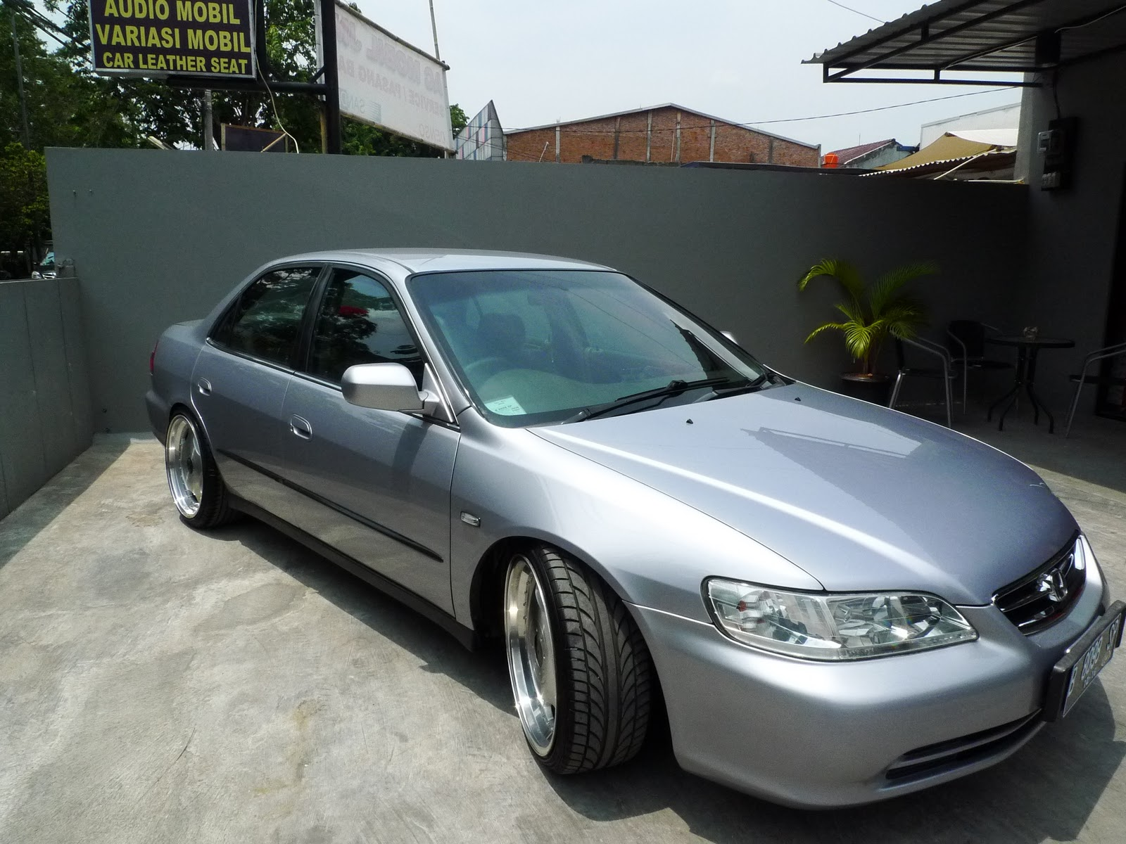 Fs Honda Accord Vti 2001 02 Mint