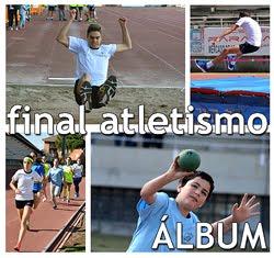 Finales de Atletismo Escolar