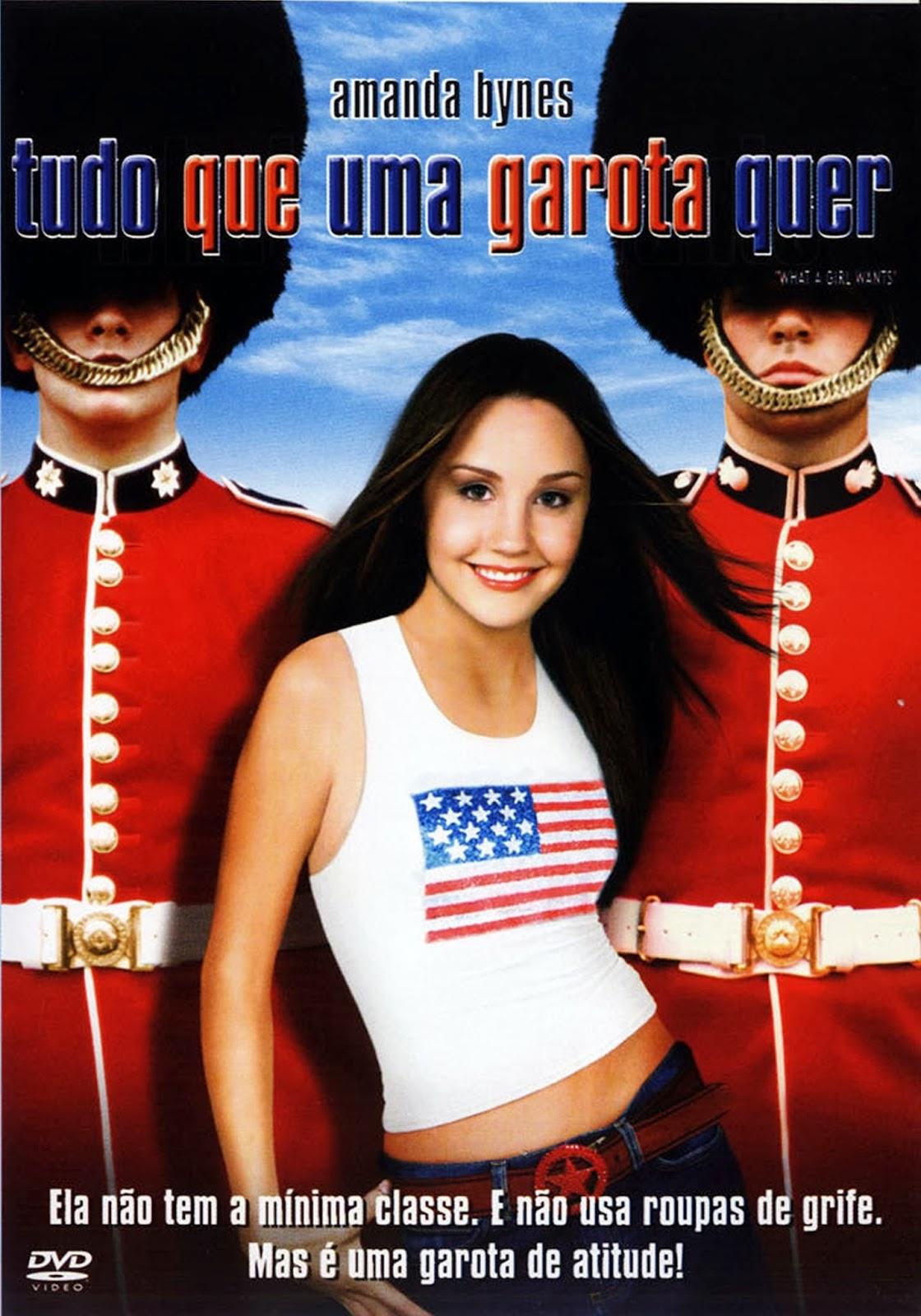 Tudo que uma Garota Quer – Dublado (2003)