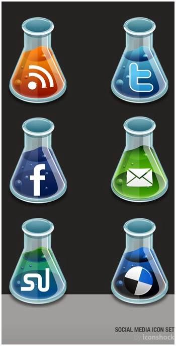 iconos redes sociales el taller de jazmin
