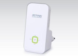 Wzmacniacz sygnału WiFi Actina z Biedronki